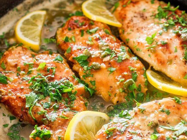 Receta pollo al lim n estilo mediterr neo locos x la parrilla - Pollo al limon isasaweis ...