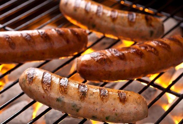 Como Cocinar Salchichas Alemanas   Receta Salchicha Alemana Casera Locos X La Parrilla