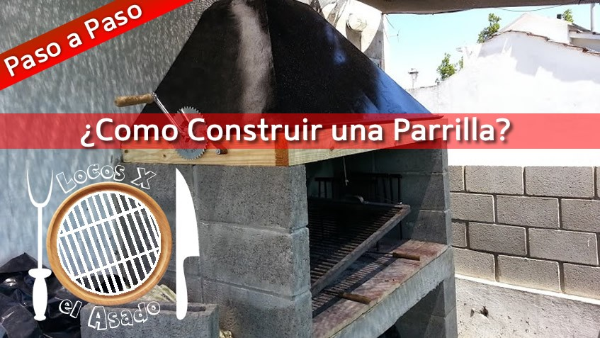 Construir barbacoa de obra paso a paso awesome construir for Hacer piscina de obra paso a paso