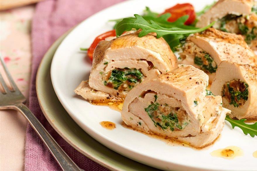 Receta pollo relleno con salsa criolla picante locos x la parrilla - Salsas para pechuga de pollo ...